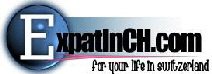 ExpatInCH.com - Logo Quarter size